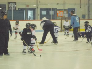 First timers hit the ice (3)