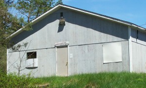 Scout Hall 2008